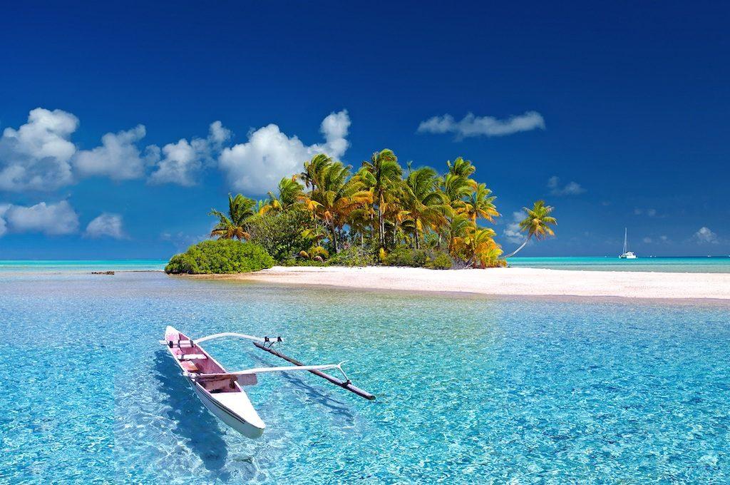 Viagem paradisíaca