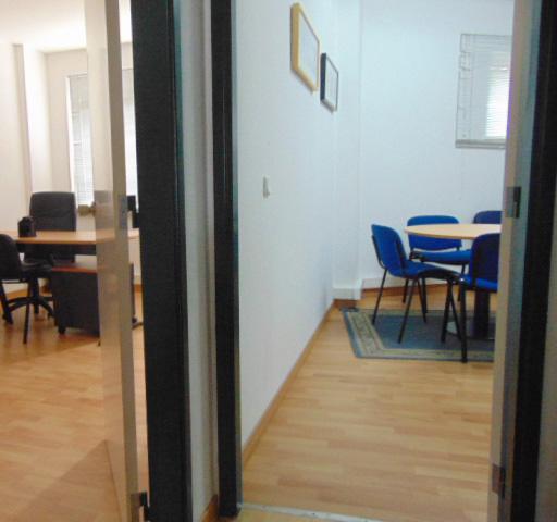 escritório da MCS Insurance